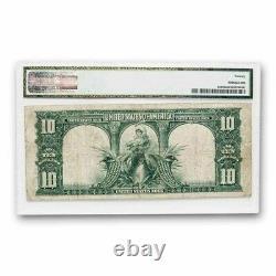 1901 $10 U. S. Note Lewis & Clark/Bison VF-20 PMG (Fr#122) SKU#232150