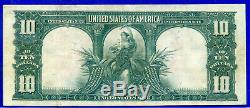 1901 $10 US Note (Bison) High Grade # E49721785