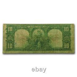 1901 $10 United States Note Bison VG SKU #19680