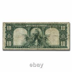 1901 $10 United States Note Bison VG SKU#210393