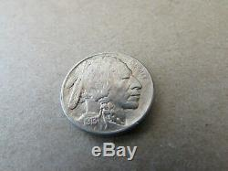 1913 D Type II Buffalo Nickel Denver Mint 5 Cent Coin Pretty MS Unc Bison