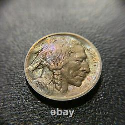 1914 S Buffalo Nickel GEM BU Brilliant Uncirculated UNC MS Indian Head Bison 5c