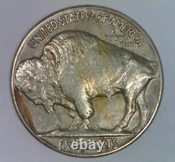 1920 S Buffalo Nickel Nice Uncirculated Five Cents United States Bison 5 C D