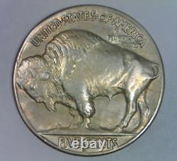 1921 S Buffalo Nickel Nice Uncirculated Five Cents United States Bison 5 C