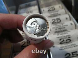 2 Bricks Of 2005 Uncirculated Jefferson Nickels/American Bison 500 D+500 P Mint