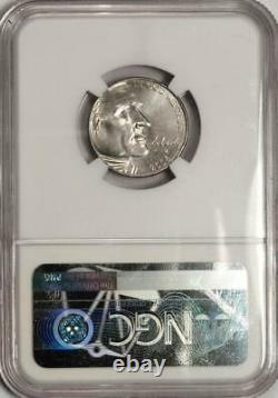 2005 D NGC MS64 Speared Bison Nickel Mint Error Veery Rare Variety