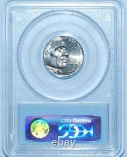 2005 D PCGS MS65 Speared Bison Jefferson Nickel