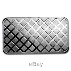 5 Troy Oz. 999 Silver 1901 $10 Bison Bar Bu + 10 Piece Alaskan Pure Gold Nuggets