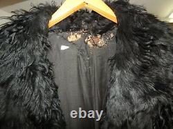 Antique 1800s Indian Wars Era Buffalo Bison Coat / Robe VERY OLD & RARE