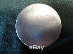 BISON BULLION 1ST 50 FIVE TROY OUNCE. 999 FINE POURED SILVER ROUND. No. 1 of 50