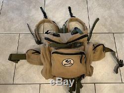 Bison Gear Lost River Wool Daypack