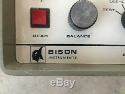 Bison Model 2350 B Earth Resistivity Meter