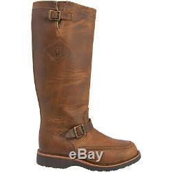 Chippewa 17 Phalaris 23909 American Bison Snake Boots Motorcycle Hunting USA