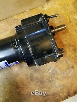 Crary Lake Weed Roller Motor Bison Model 011-301-0060 & Power Supply