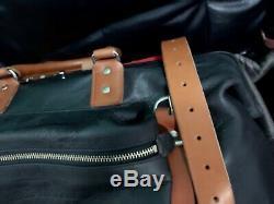 Holdfast gear ROAMOGRAPHER black American Bison leather camera bag Medium NEW