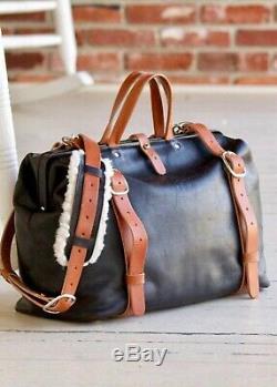 Holdfast gear ROAMOGRAPHER black American Bison leather camera bag Regular NEW
