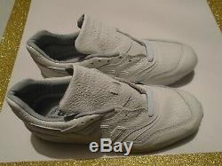 NEW NB New Balance 997 Bison Leather Men's Size 8 White Shoes M997BSN USA Made