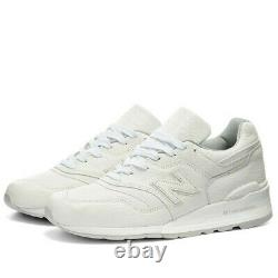 New Balance 997 Made in the USA Leather Bison Capsule Size 8.5 M997BSN