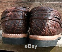 Rancourt Dresden Bluchers Casual Shoes Bison 11.5 D