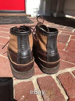 Russell Moccasin Bison PH Size Mens 7 D