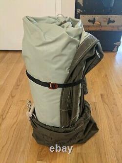 Springbar (Jack Kirkham) Compact tent, Bison color, new, 2-person 6'x8