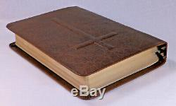 Thompson Chain Reference Bible New International Version 1984 NIV Brown Bison