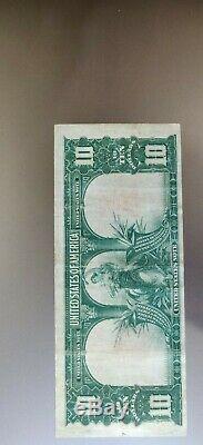 United States 1901 $10 Legal Tender Large SizeBison Note E18591248
